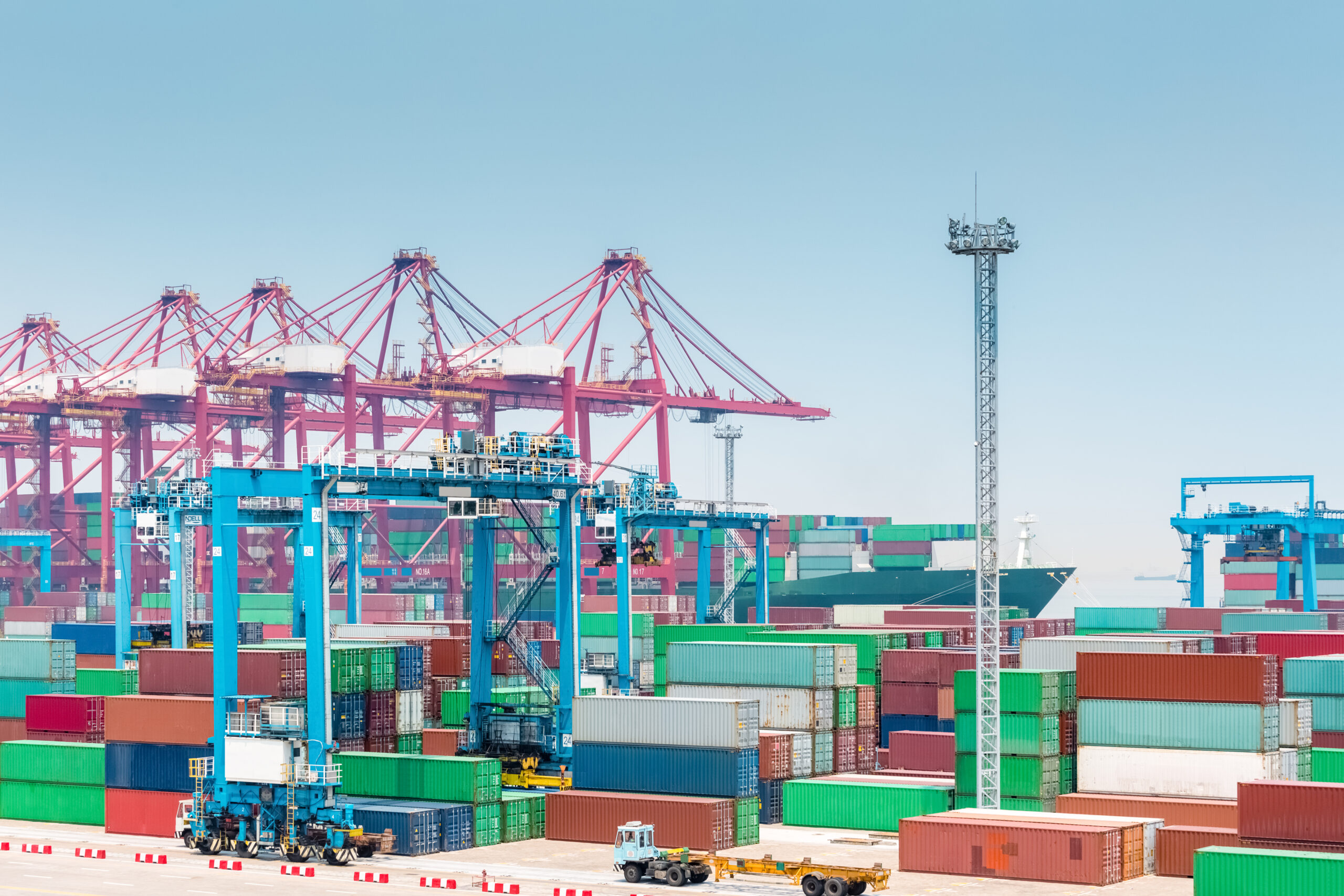 Paralisação nos portos da China: entenda tudo